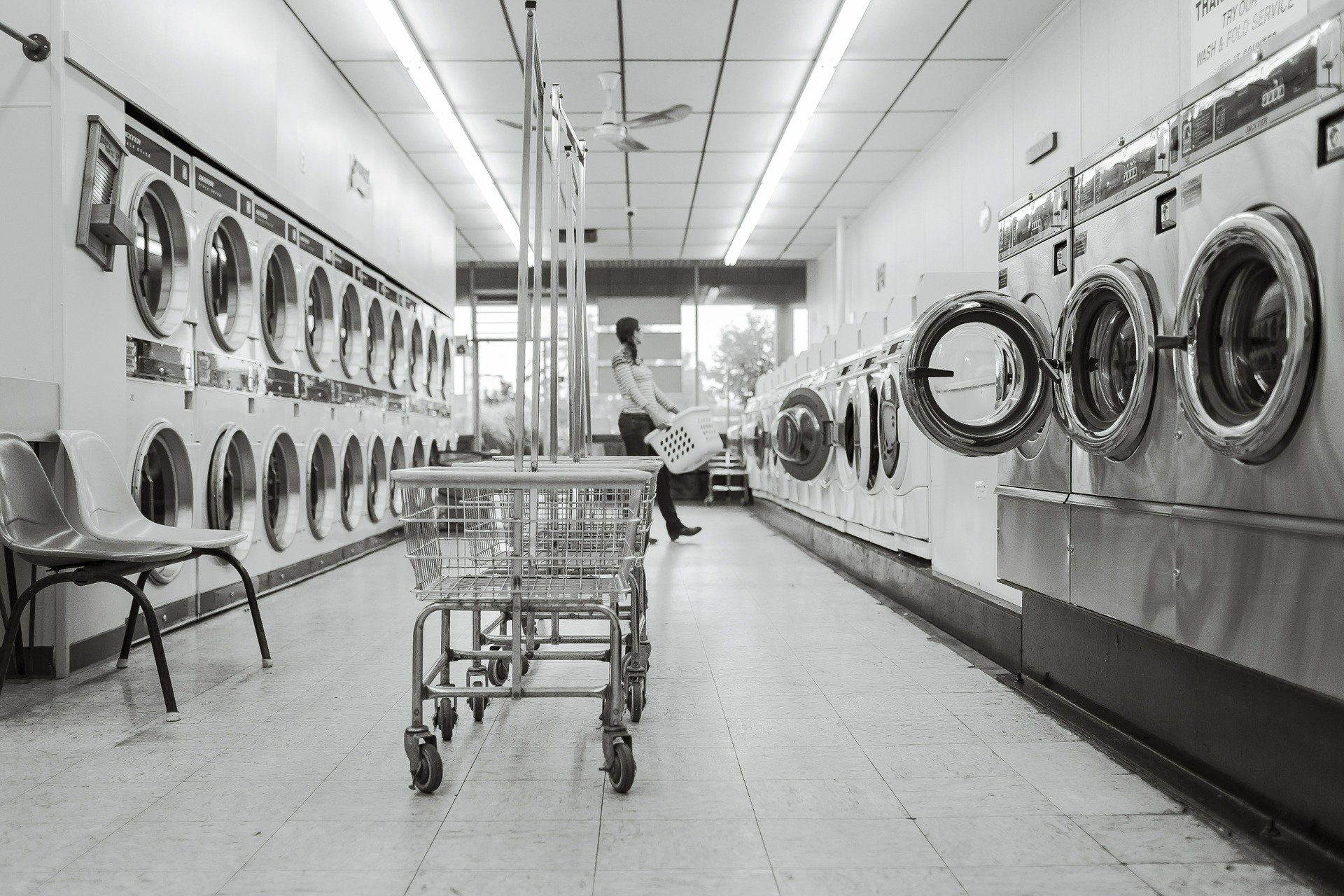 【徹底解説】洗濯代行と宅配クリーニングの違いとは?